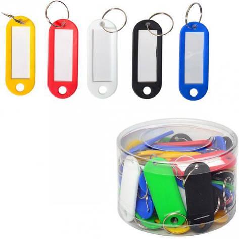 Брелки для ключей цветные YG-D109, фото 2