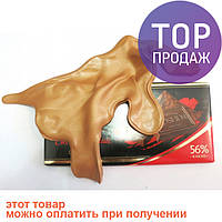 Хендгам Шоколад 50г (запах кофе латте) / Пластилин для рук