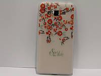 Чехол для смартфона Samsung J2 Prime G532, G530, G531 Prime матовый цветок, фото 1