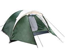 Туристическая палатка Bestway 67171 с тамбуром 4-х местная. 2-х слойная, фото 2