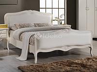 Кровать Богемия, Белый