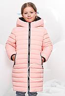 Практичная теплая  зимняя куртка для девочки X-Woyz