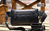 Сумка-клатч чоловіча на пояс, фото 8