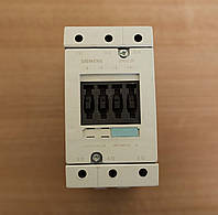 Контактор SIEMENS 3RT1045-1В..4 80A 24V