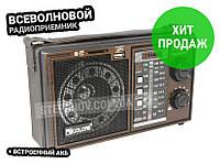 Радиоприемник USB с флешкой радио FM AM GOLON 307