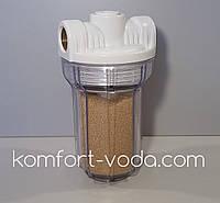 """Фильтр для воды MIGNON Gusam 2P 5 1/2"""" (ионообменная смола)"""