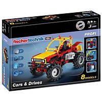 Конструктор fischertechnik Машины и моторы (FT-516184)