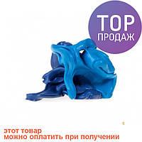 Хендгам Хамелеон 50гр синий (запах фруктовый) / Пластилин для рук