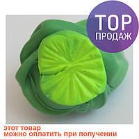Хендгам Хамелеон 50гр зеленый (запах яблока) / Пластилин для рук