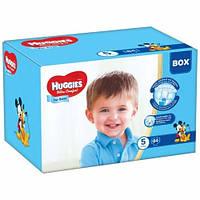 Подгузники Хаггис Huggies Ultra Comfort для мальчиков 5 (12-22 кг), 84 шт.