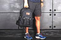 Школьный портфель, черный