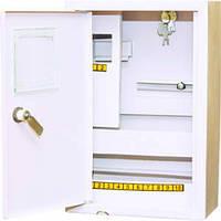 Щит учета распределительный металлический ЩУР-1Ф-Н-12 автоматов