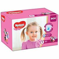 Подгузники для девочек Huggies Ultra Comfort 5 (12-22 кг), 84 шт.