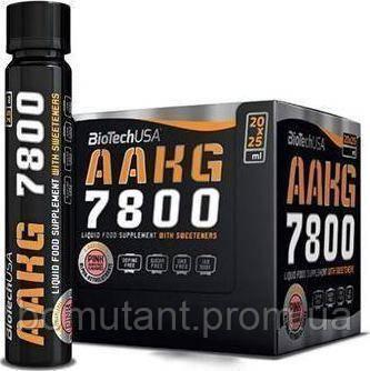 AAKG 7800 20*25ml pink grapefruit BioTech