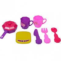 Игровой набор посудки «The cooking set» 33643