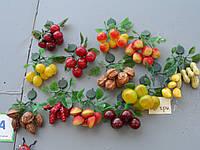 Магнит-фрукты ассорти