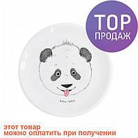 Детская тарелка Панда Кусь Кусь / посуда для детей
