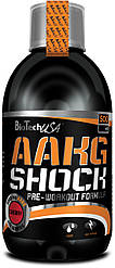 AAKG Shock Extreme 1 l cherry BioTech