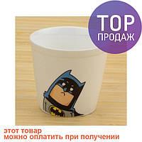 Стаканчик прикольный керамич - 6 вида / посуда для детей