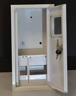 Щит учета распределительный металлический ЩУР-1Ф-Н-8 автоматов