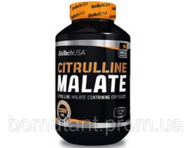 Citrulline Malate Mega Caps 90 капсул BioTech