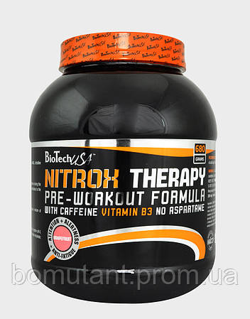 Nitrox Therapy 680 гр клюква BioTech