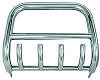 Защита переднего бампера (кенгурятник) Hyundai Tucson с 2004…