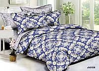 Viluta Комплект постельного белья поплин 1636 евро
