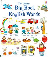 Английский для детей, книги на английском, Большая книга английских слов, Big book english words