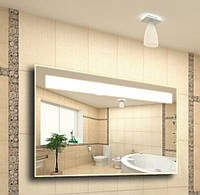 Зеркало с LED подсветкой 800х600мм d37 Лэд