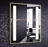 Зеркало с LED подсветкой d-52 600х800