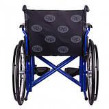 Коляска инвалидная OSD  Millenium HD 50 см усиленная, фото 2