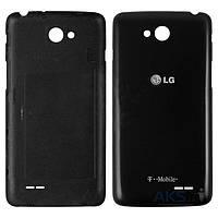 Задняя часть корпуса (крышка аккумулятора) LG D415 Optimus L90 Black
