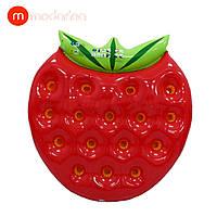 Надувной матрас Modarina Strawberry 160 см Красный PF3380, фото 1