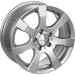 Диски от Tomason ( Томасон ) модель TN3 цвет Silver painted