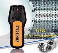 3 в 1 Stud Finder TS-78B портативный детектор металла, дерева, электропроводки