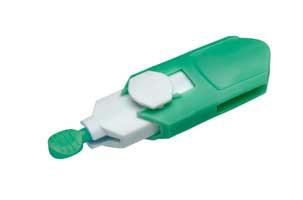 Ланцет автоматичний, 23 G, Супер 10 – 50 ㎕ (100 шт)