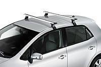 Багажник (крепление) Fiat Panda 5d (03-12) (без релингов)