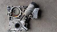 Передняя крышка двигателя mercedes