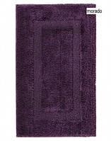 Банный коврик Graccioza Classic aubergine 50х80