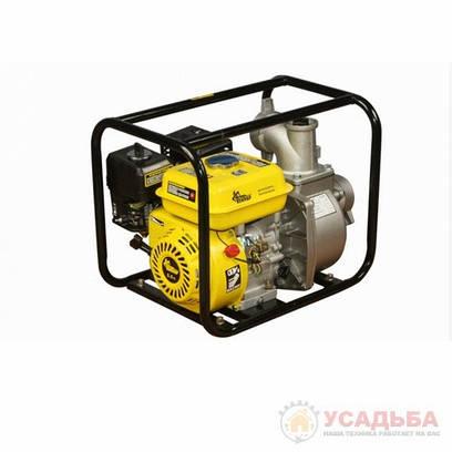 Бензиновая мотопомпа для воды Кентавр КБМ-80
