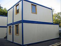Блок модули, блок модульное здание