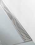 Решетка волна ACO ShowerDrain C-line 585 mm