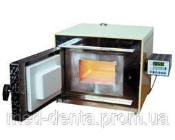 Муфельна піч МП- 62 (в комплекті з програмним регулятором температури ПР-04)     NaviStom