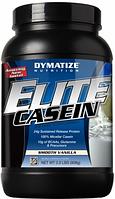 Казеин,Dymatize, Elite Casein, 0,9kg