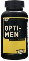 Мультивитамины для мужчин Optimum Опти мен Nutrition Opti-Men Multivitamin 90 tabs