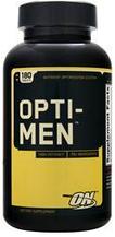 Вітаміни для чоловіків Optimum Опти мен Nutrition Opti-Men Multivitamin 90 tabs