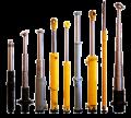 Гидроцилиндр плунжерный стогометателя ПКУ-0,8; СНУ-550; ПСБ-800
