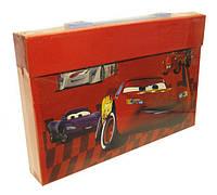 """Набор для детского творчества """"Cars"""" (68 предметов) чемодан"""