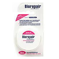 Уход за полостью рта Biorepair Зубная лента - флосс Biorepair с гидроксиапатитом 50 м